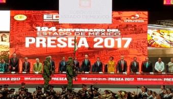 Dan presea Estado de México a Don Valentín Díez Morodo