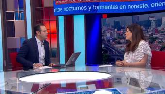 Valeria López Vela Habla Sobre Paridad Género