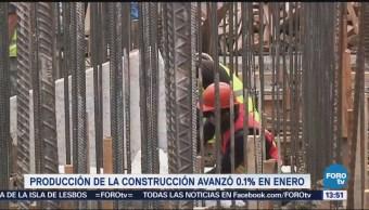 Valor de empresas de la construcción aumenta 0.1% anual: INEGI