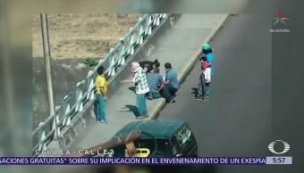 Vecinos evitan suicidio de adolescente en la delegación Álvaro Obregón
