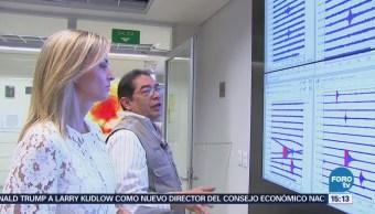 Víctor Hugo Espíndola explica cómo se analizan los sismos