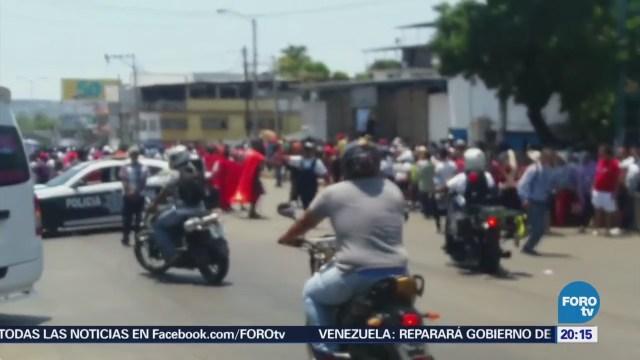 Viernes Santo violento en Reynosa y Acapulco