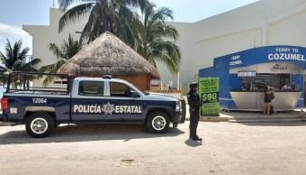 Unifican estándares de seguridad en terminal marítima de Playa del Carmen