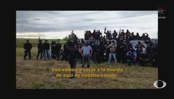 Violencia en el Triángulo de Guanajuato