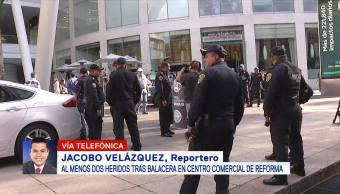 Vuelve Calma Reforma 222 Tras Balacera