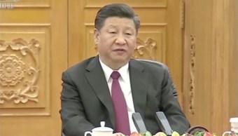 Xi Jinping acepta visitar Norcorea Kim Jong Un