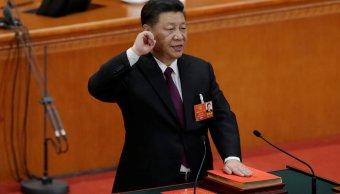 Xi Jinping es reelegido unánimemente como presidente China