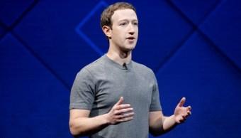 Zuckerberg admite errores y promete protección datos Facebook
