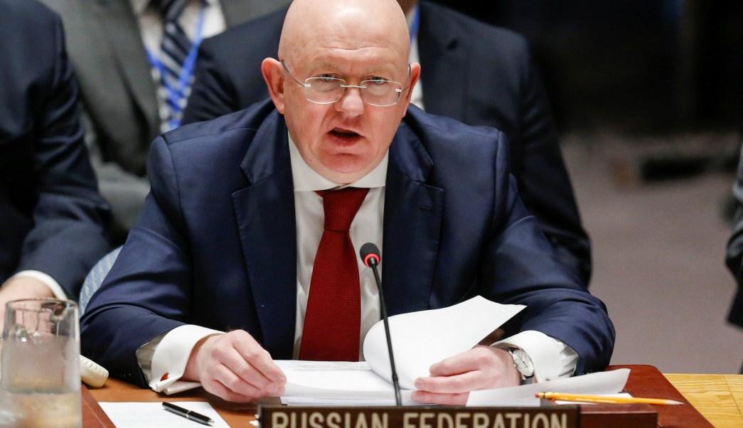 Rusia acusa a EU y aliados de 'pisotear' el derecho internacional