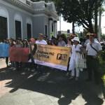 Guadalajara vuelve a marchar por desaparecidos, justicia y paz