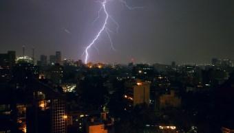 Frente frío 41 provocará tormentas intensas en diversos estados de México