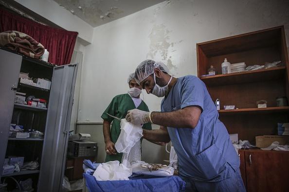 OMS: 500 sirios presentan síntomas de exposición a armas tóxicas