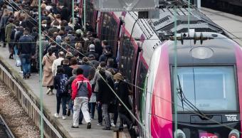 nuevos paros alteran servicios tren y vuelos francia