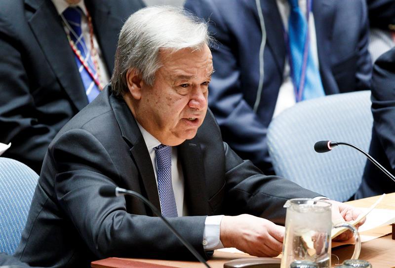 tras ataque siria-onu pide mantener respeto derecho internacional