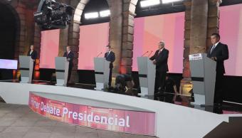 El análisis del primer debate presidencial