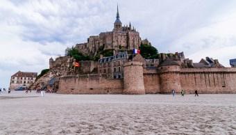 Finaliza la intervención en el Monte Saint-Michel sin encontrar al sospechoso