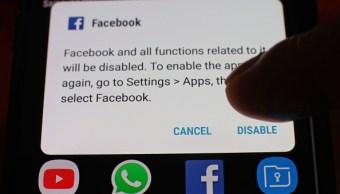 Facebook confirma a Comisión Europea filtración de datos de 2.7 millones de europeos