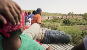 Al menos 168 migrantes, en espera de regularizar su estancia en México