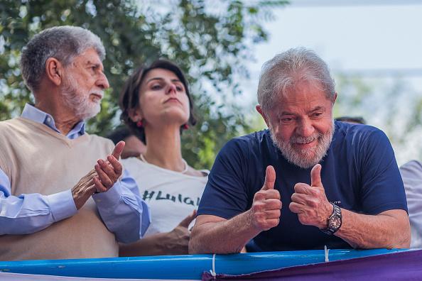 El PT convoca a 'ocupar' Curitiba y Brasilia hasta liberación de Lula