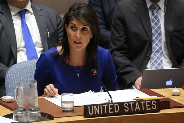 EU prepara nuevas sanciones contra Rusia por Siria, advierte Nikki Haley