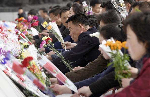 Norcorea conmemora 106 aniversario del natalicio del fundador del país Kim Il-sung