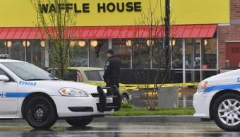 Atacante en Nashville fue arrestado en 2017 en área cercana a la Casa Blanca