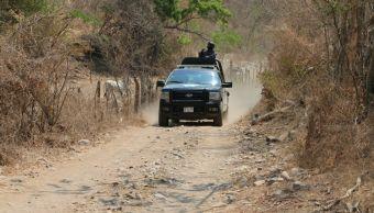 enfrentamiento policias y civiles armados deja muerto en petatlan
