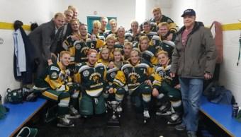Trudeau expresa condolencias por muerte de 14 integrantes de equipo hockey