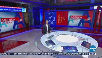 Agenda Pública: Programa del 16 de abril de 2018