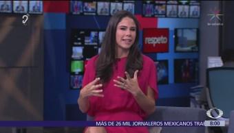 Al aire con Paola Rojas Programa del 13 de abril del 2018