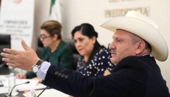 Alcalde de Choix, Sinaloa, comparece ante el Senado por desacato a la CNDH