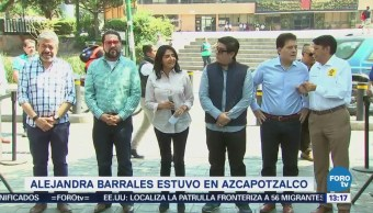 Barrales Anuncia Adhesión Isao Jesús Briones