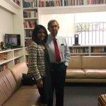 Alejandra Barrales expone ante alcaldes visión de Ciudad de México