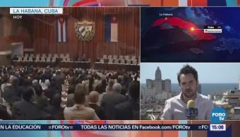 Ambiente en Cuba tras relevo en la presidencia
