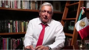 AMLO se declara ganador del primer debate presidencial