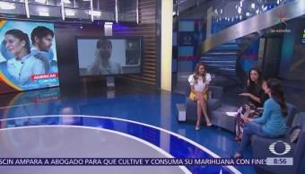 Ana Claudia Talancón anuncia el estreno de 'American Curios'