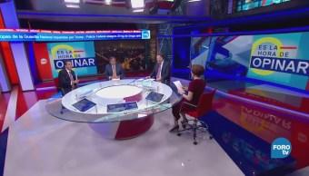 Anaya Meade AMLO Primer Debate Dresser