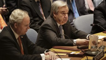 ONU pide se evite el conflicto de Siria quede 'fuera de control'