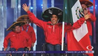Arly Velásquez supera accidente y se convierte en deportista paralímpico