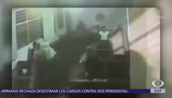 Asaltan a feligreses durante una misa en parroquia de Guadalajara