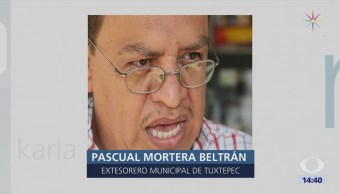 Asesinan Extesorero Municipal Tuxtepec Oaxaca
