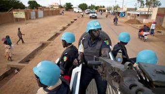 Ataque cascos azules deja dos muertos y 10 heridos Mali