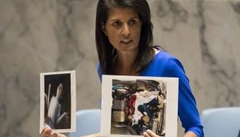Coalición defiende bombardeo a Siria; descarta buscar destituir a Bashar al Assad