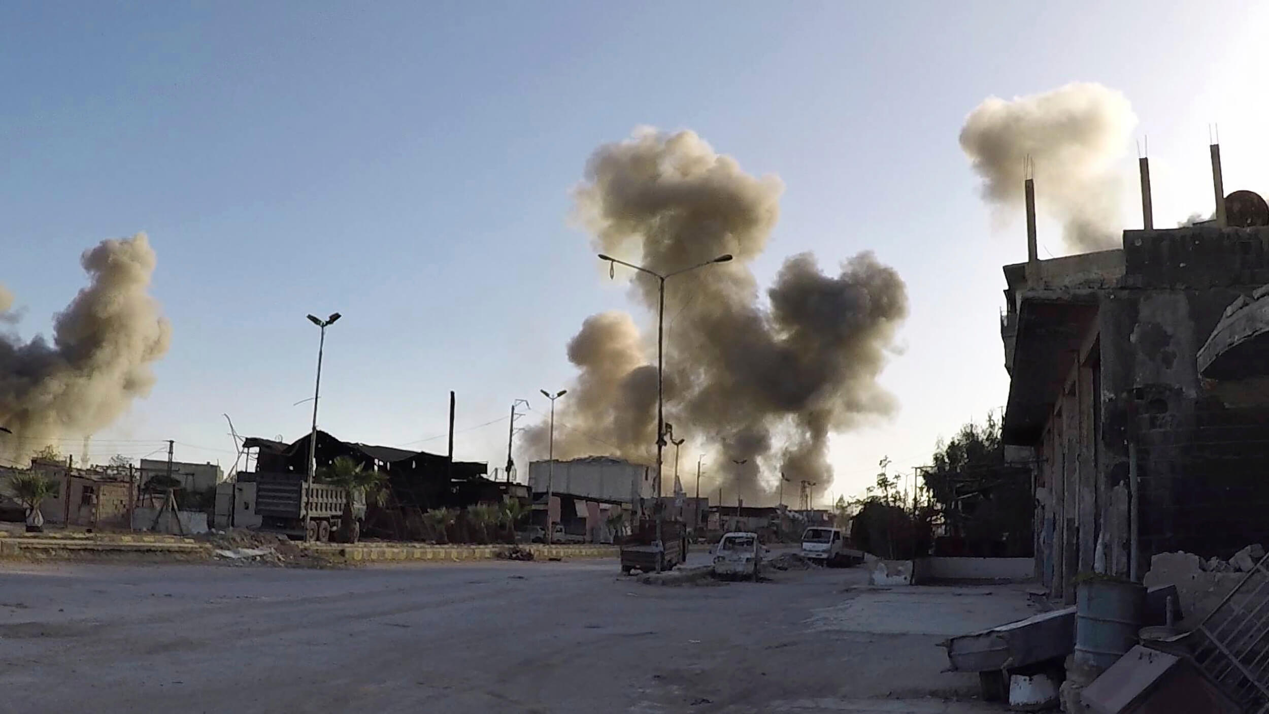 Inicia investigación de presunto ataque químico en Siria