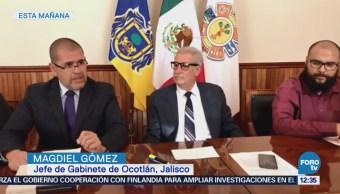 Autoridades de Ocotlán piden mayor coordinación entre corporaciones
