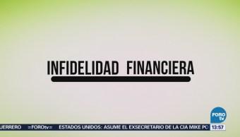 Baja Cifra Infidelidad Financiera