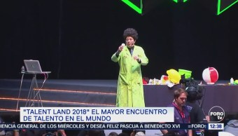 'Beakman' participa en el 'Talent Land 2018'