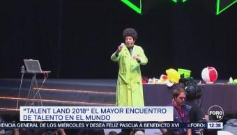 'Beakman' participa en el 'Talent Land 2018'