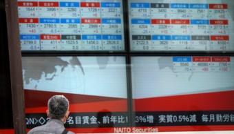 Bolsa de Tokio cierra a la baja tras amenaza de Trump