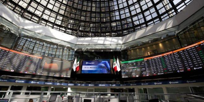 Bolsa mexicana cae por escalada en tensiones